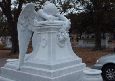 Marble Statuary - Stinnett