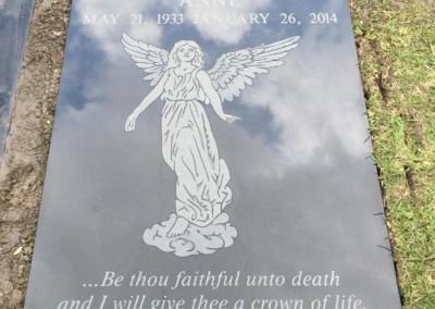 Ledger Grave Markers - West-Greaux