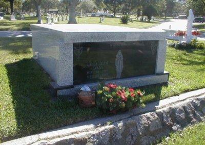 Mausoleums - Evans
