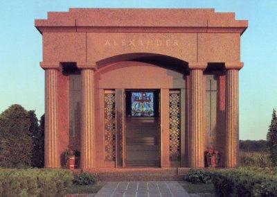 Mausoleum - Alexander