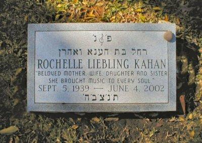 Jewish Grave Markers - Kahan