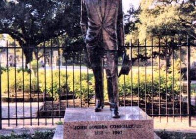 Bronze Statuary - Connally