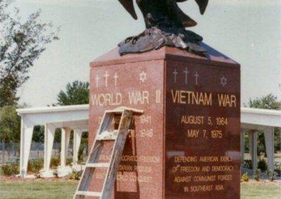 Bronze Statuary - Vietnam Memorial
