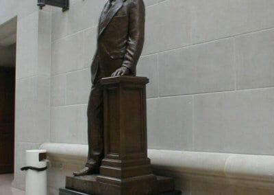 Bronze Statuary - Jamail Pavillion