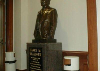 Bronze Statuary - Reasoner