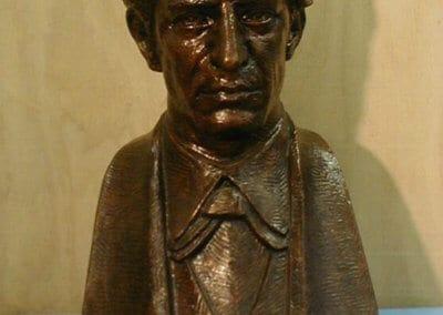 Bronze Statuary - Houston
