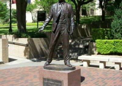 Bronze Statuary - LBJ