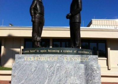Bronze Statuary - Yarborough-Kennedy