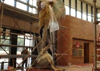 Bronze Statuary - Angel