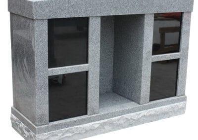 Columbariums - Quad with Niche