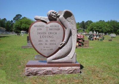 Granite Statuary - Loving, Jason